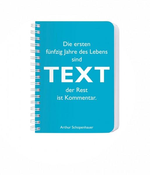 Ringbuch Text DIN A6 | CEDON
