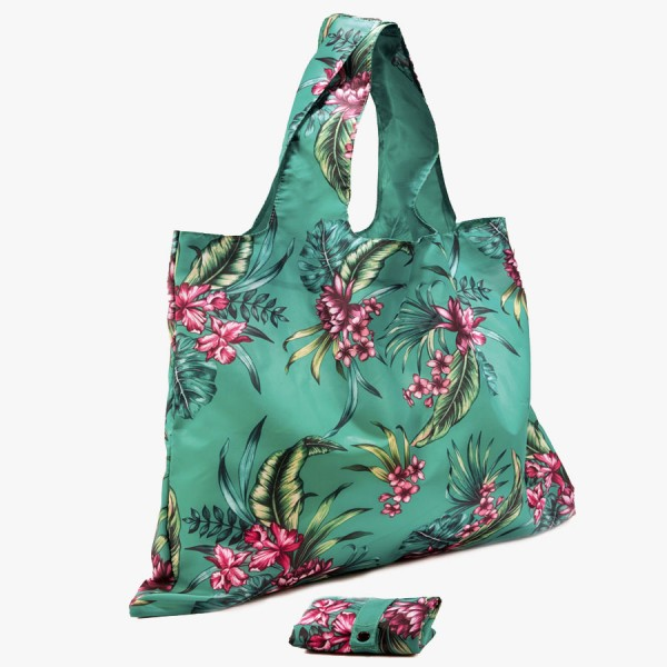 Easy Bag Tropical green