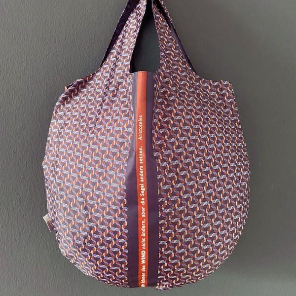 Easy Bag Fashion Elegance mit Zitat