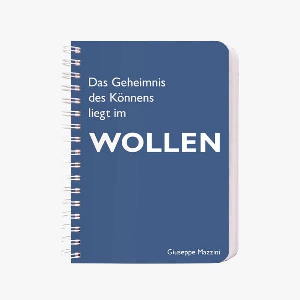 CEDON Ringbuch A6 Wollen