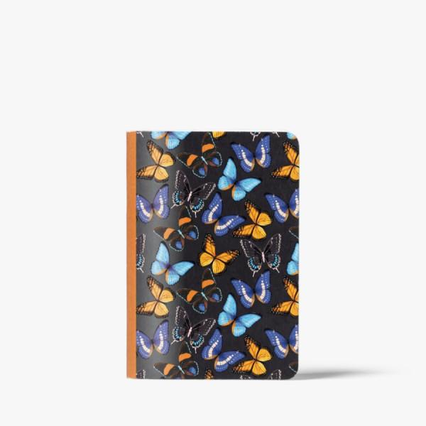 CEDON Wendeheft DIN A5 Schmetterling