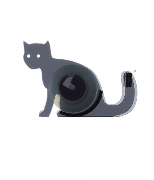 Klebebandabroller Katze