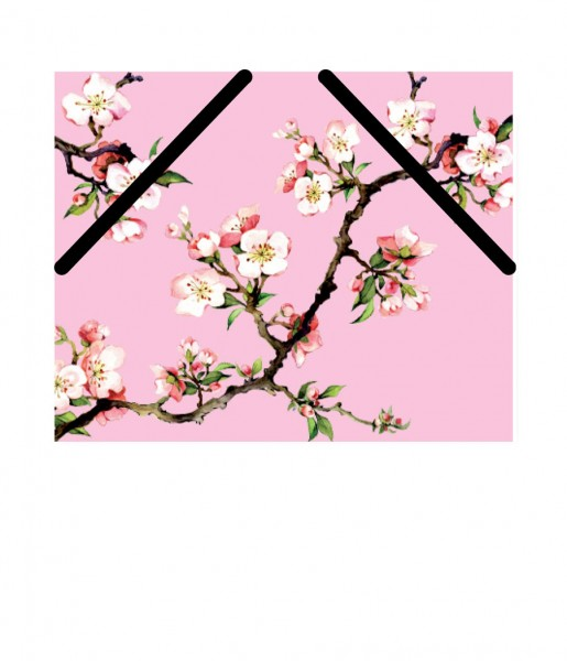 CEDON Mäppchen Kirschblüte