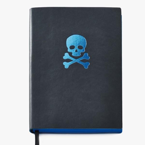 CEDON Notizbuch DIN A5 Skull