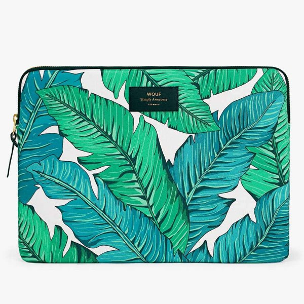 Laptophülle 13'' Tropical