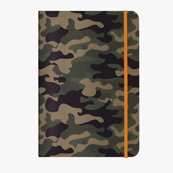 CEDON Jahreskalender 2022 Camouflage
