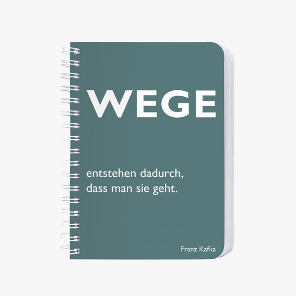 CEDON Ringbuch A6 Kafka, Wege