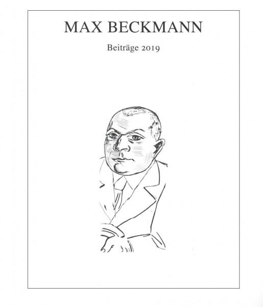 Max Beckmann Beiträge 2019