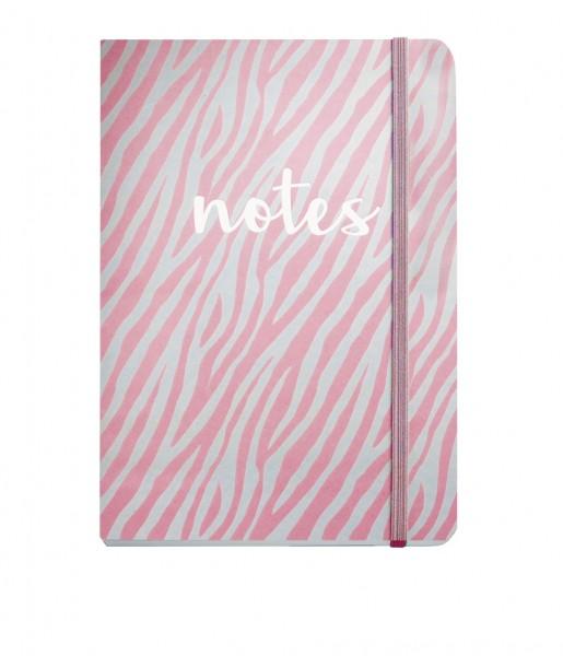 Notizbuch Notes pink DIN A5