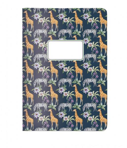 Heft Giraffe DIN A5