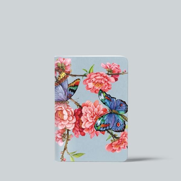 Heft Mandelblüte DIN A6