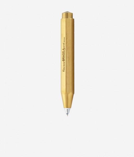 Kugelschreiber Sport Brass | Kaweco