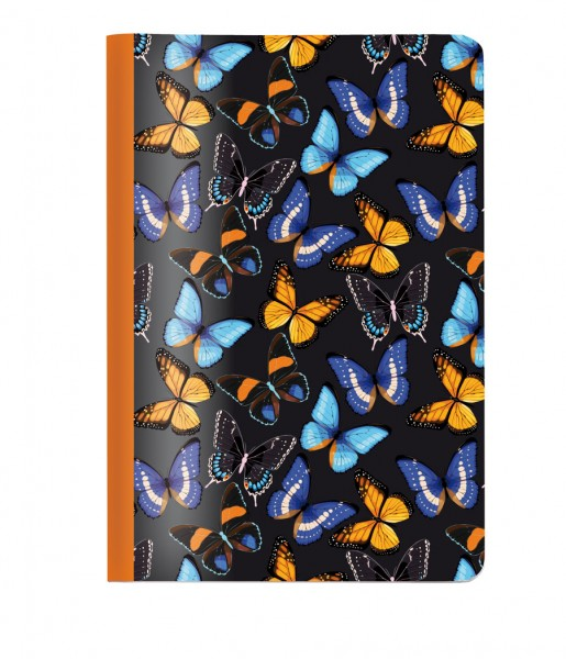 CEDON A5 Wendeheft Schmetterlinge