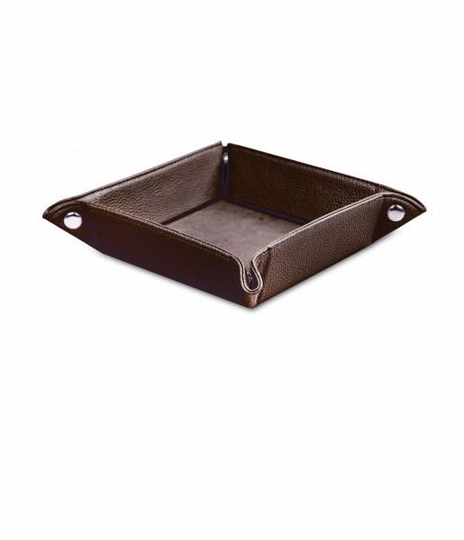 Button Collector Box brown | Campo Marzio