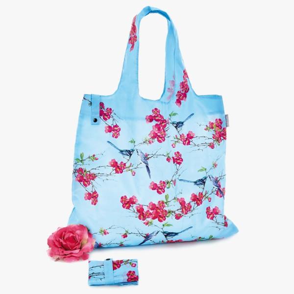 CEDON Easy Bag Vögel blau