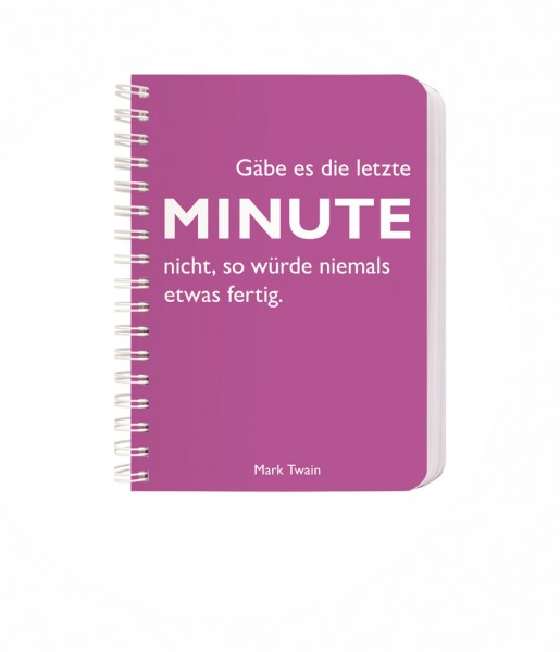 Ringbuch Minute DIN A6 | CEDON