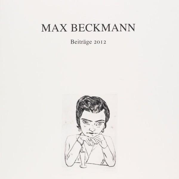 Max Beckmann Beiträge 2012