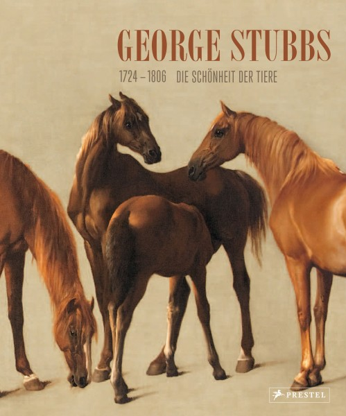 Georg Stubbs, Ausstellungskatalog