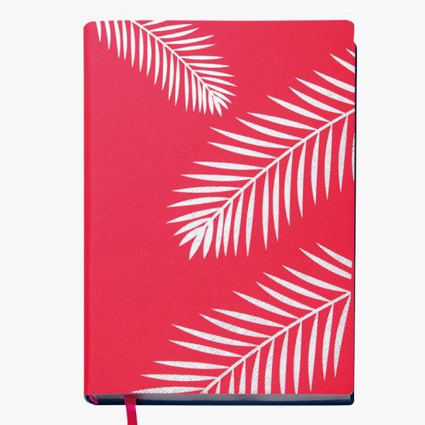 CEDON Notizbuch DIN A5 Fancy Palm Leaves