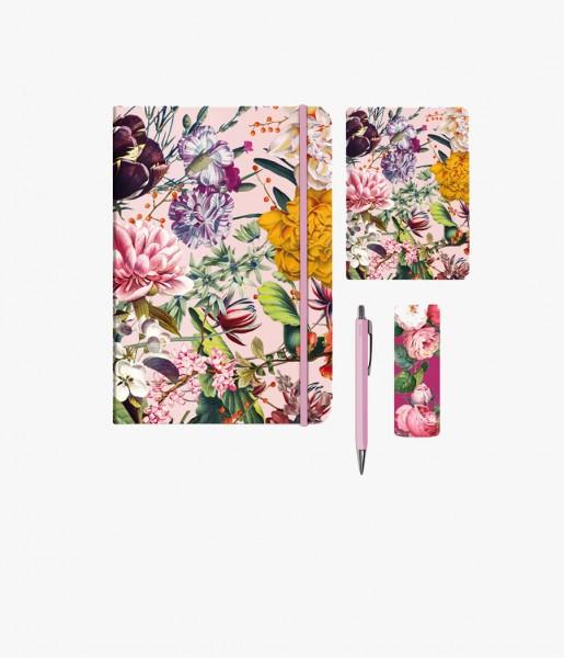 Mini-Schreibset Blumengruß | CEDON