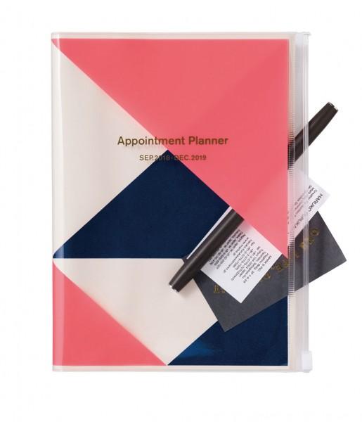 Mark's Kalender 2019 Geometric pink