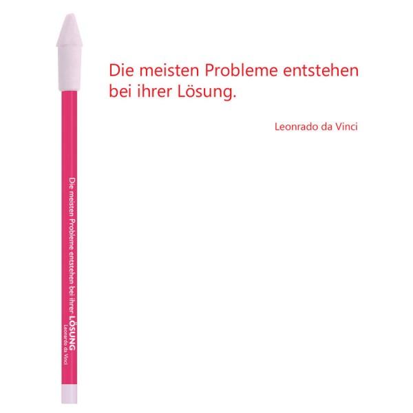CEDON Bleistift rot - Leonardo da Vinci Lösung