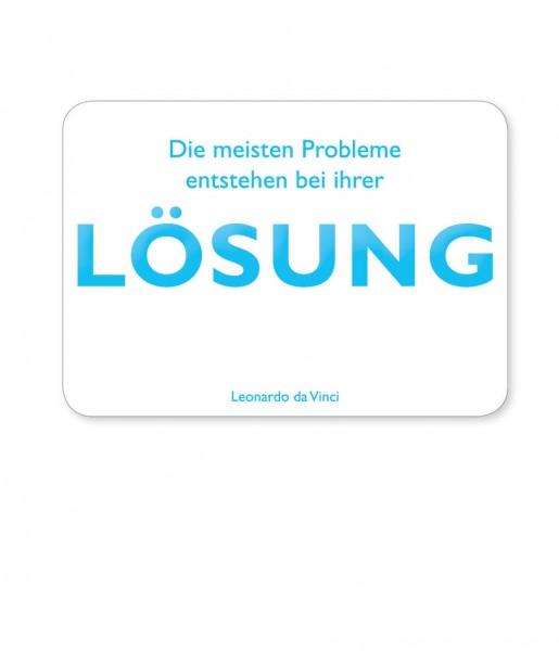 Postkarte da Vinci Lösung | CEDON