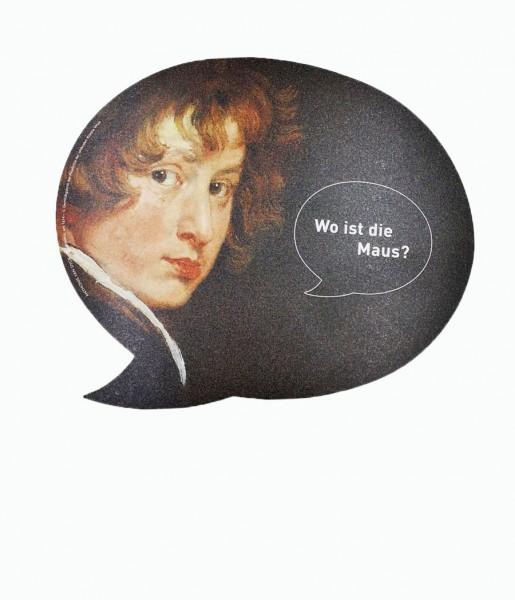 Mousepad van Dyck