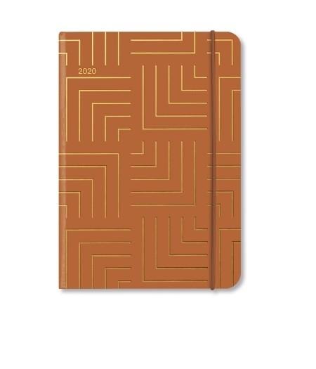 Diary Kalender ETHNO 2020 | teNeues