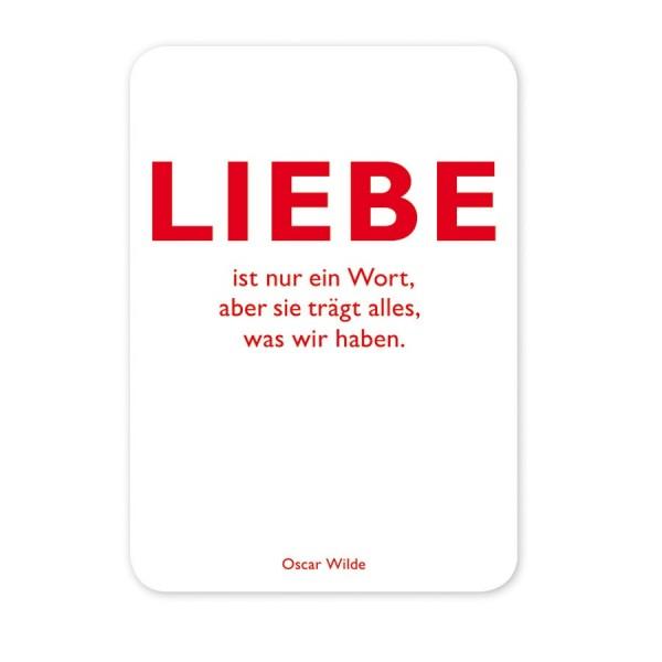 CEDON Postkarte Wilde Liebe