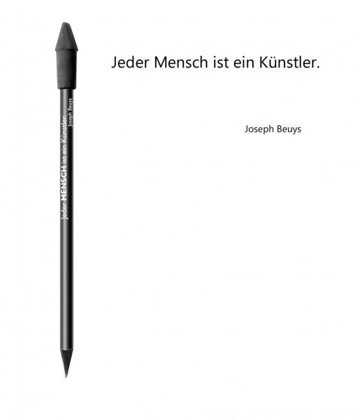 Bleistift schwarz Mensch | CEDON