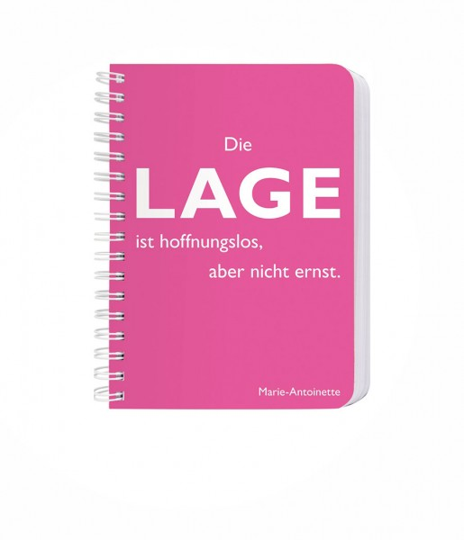 Ringbuch Lage DIN A6   CEDON
