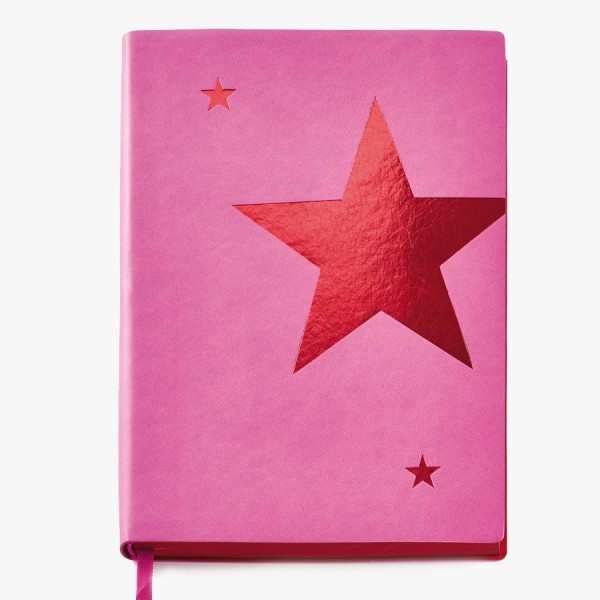 CEDON Notizbuch DIN A5 Star