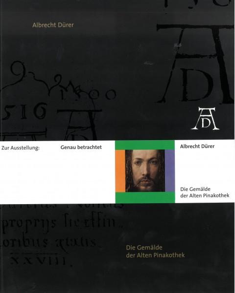 Albrecht Dürer - Ausstellungskatalog Genau Betrachtet