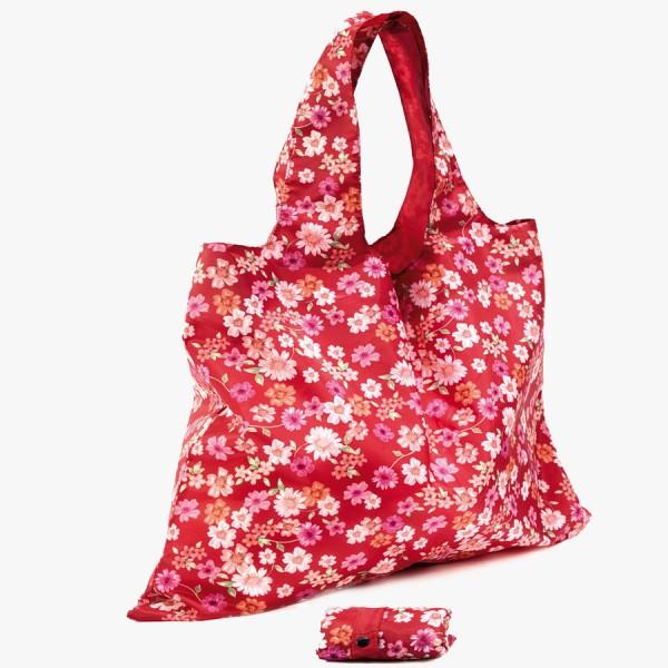 Easy Bag Blüten rot