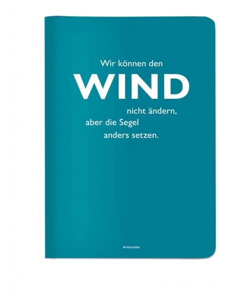 Heft Wind DIN A5 | CEDON
