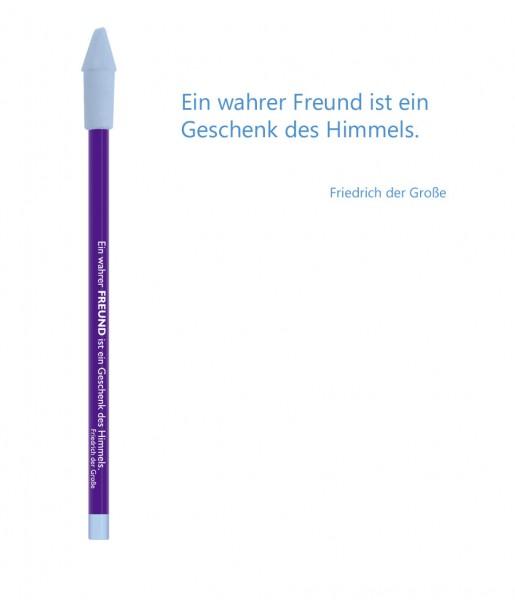 Bleistift blau Freund | CEDON