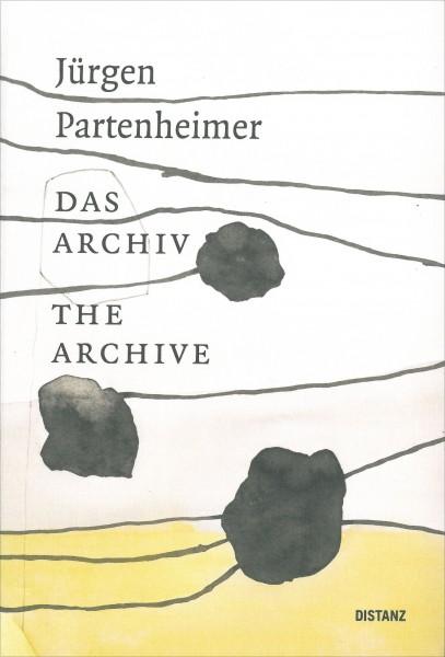 Jürgen Partenheimer. Das Archiv (Begleitbuch)