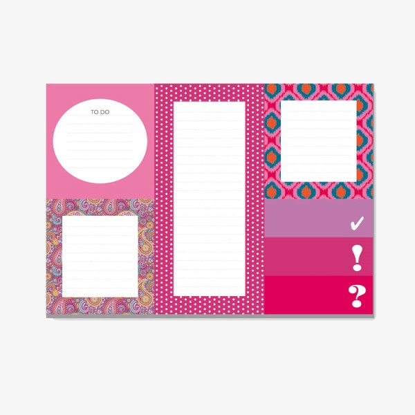 CEDON Sticky Notes pink