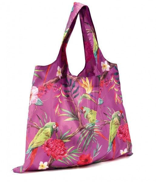 Easy Bag XL Tropical fuchsia