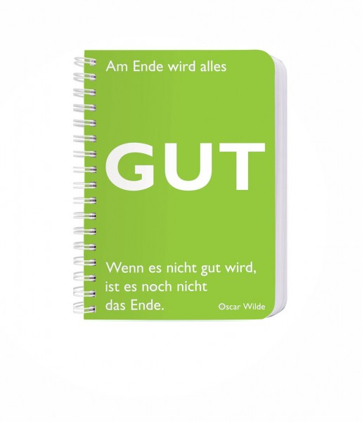 Ringbuch Gut DIN A6 | CEDON