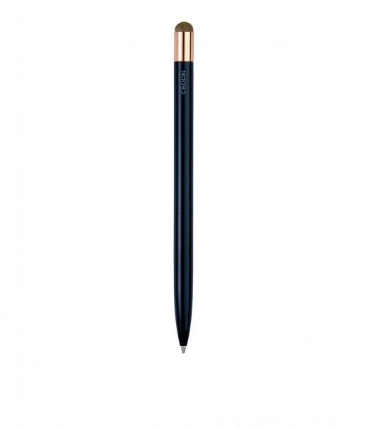 CEDON Kugelschreiber Touch Pen schwarz