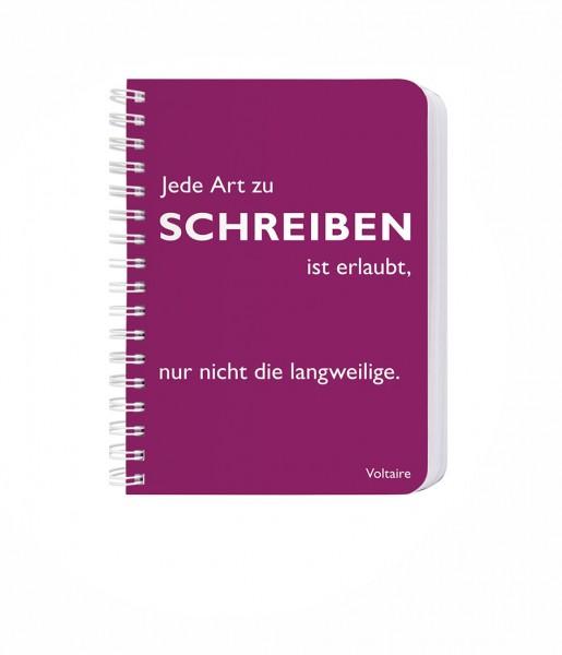 Ringbuch Schreiben DIN A6 | CEDON