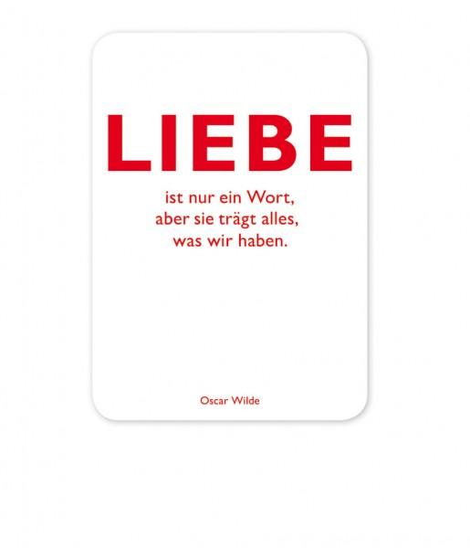 CEDON Postkarte Wilde, Liebe