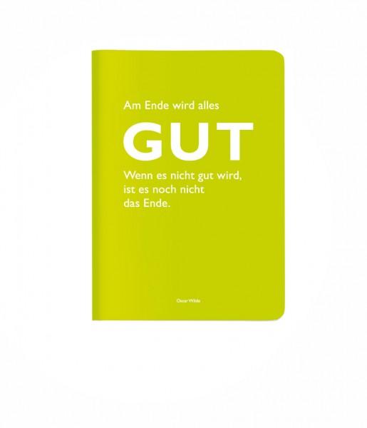 Heft Gut DIN A6 | CEDON