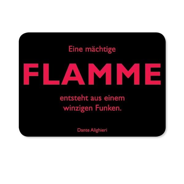 CEDON Postkarte Dante Flamme
