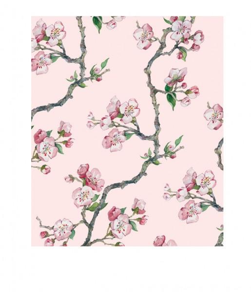 CEDON Microfasertuch Kirschblüte rosa