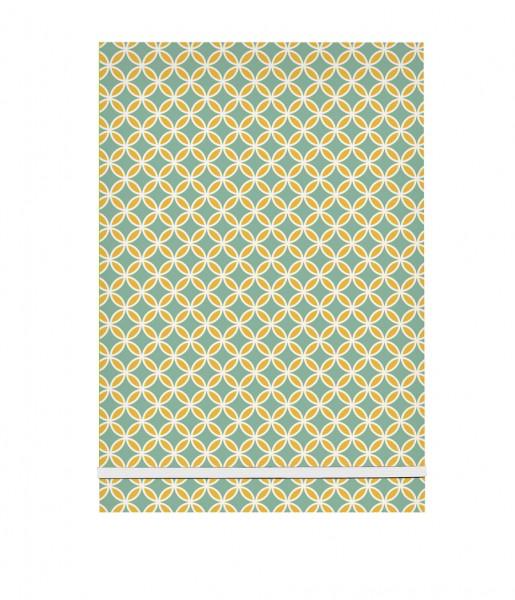 Schreibblock Kachel grün | CEDON