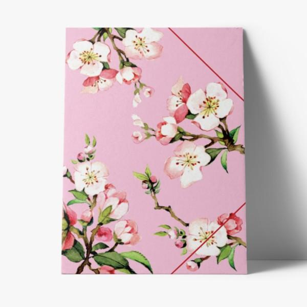 Sammelmappe Kirschblüte