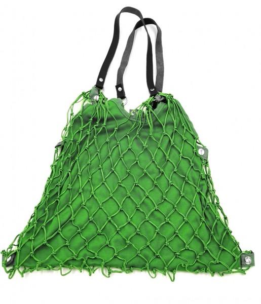 Kulturbeutel de Luxe grün | CEDON